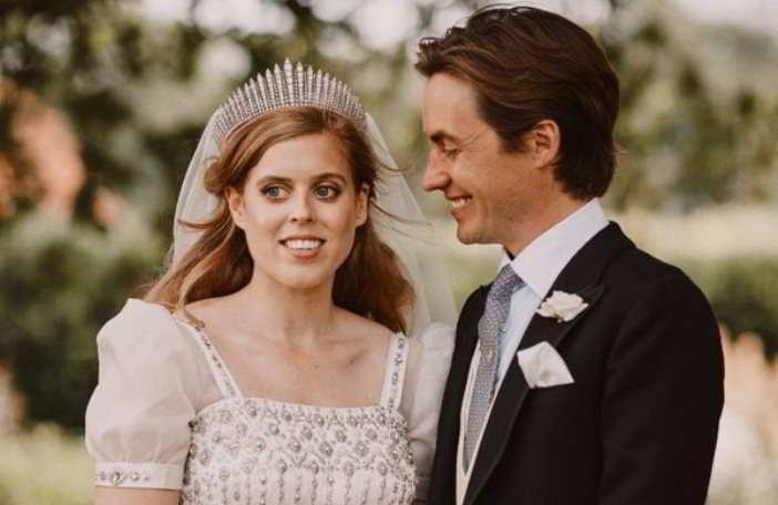 La principessa Beatrice è diventata mamma di una bambina