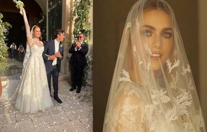 Miriam Leone si è sposata: