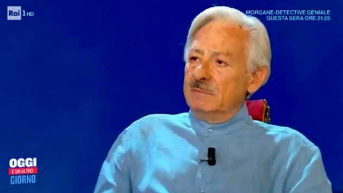Leo Gullotta parla del compagno: