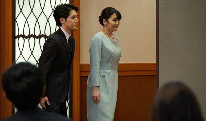 Mako del Giappone si è sposata (e non è più una principessa)