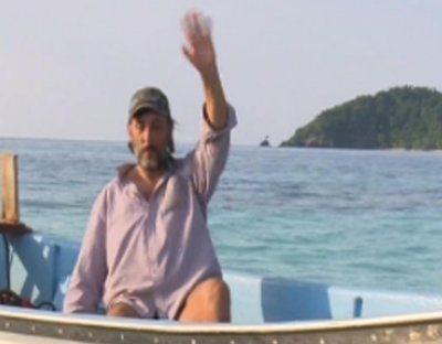 Isola dei famosi Massimo Ceccherini si ritira