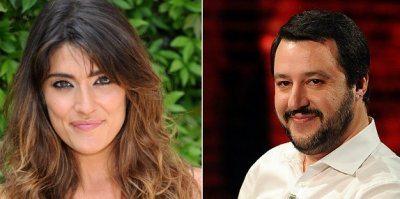 Elisa Isoardi tradire Salvini con un politico perché no
