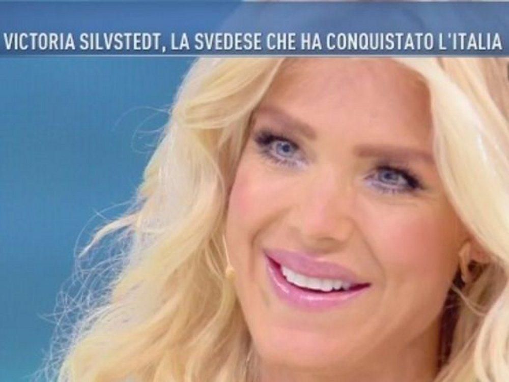 Victoria Silvstedt ho abitato con Melania Trump