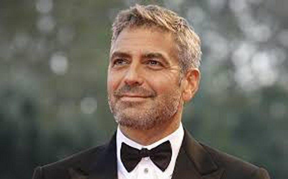 George Clooney sento la mancanza dei gemelli