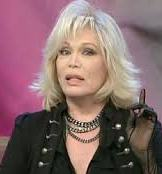 Amanda Lear rinuncia di andare da Barbara D'Urso
