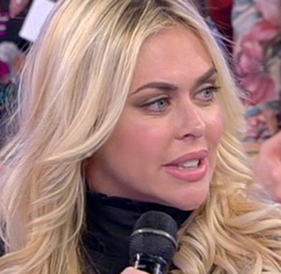 Veridiana De Moraes avverte la Yespica sono stata con Geppy Lama