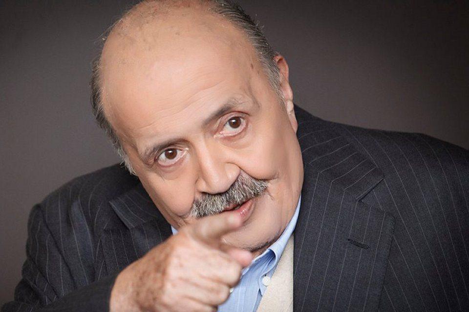 Maurizio Costanzo critica Sonia Bruganelli la moglie di Bonolis