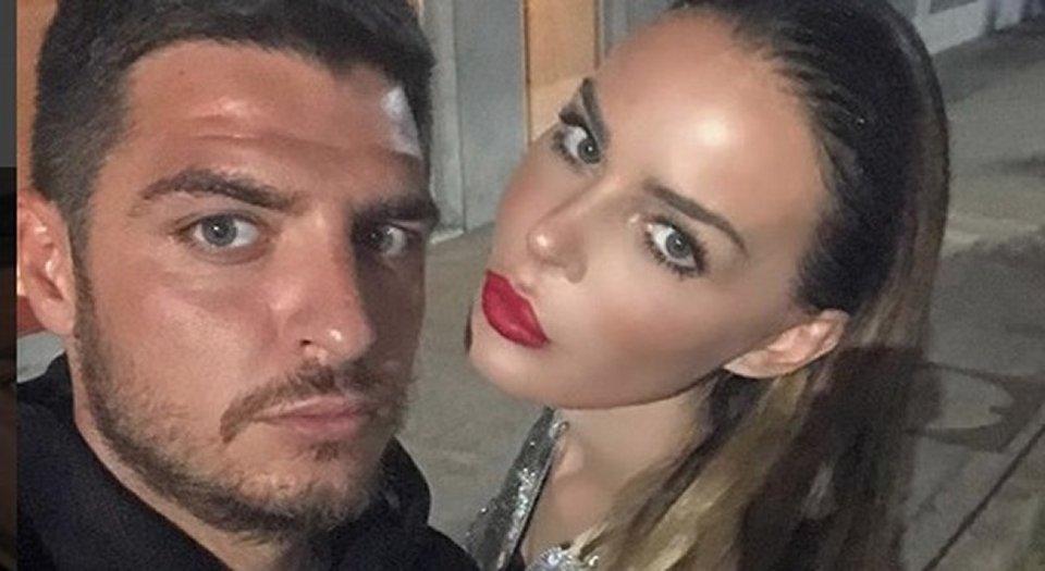 Luigi Favoloso e Nina Moric di nuovo insieme
