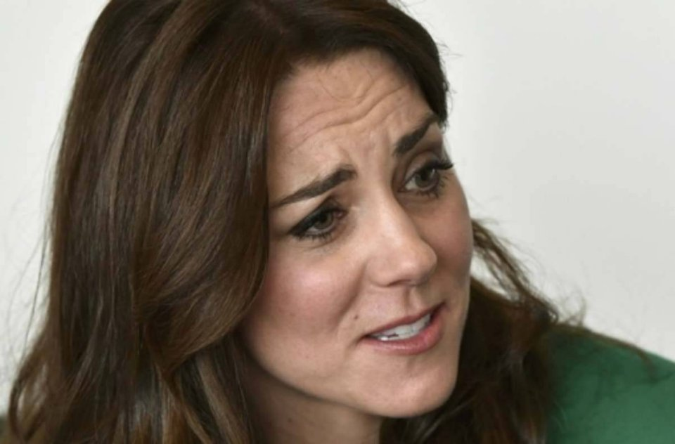 Kate Middleton in tv lancia un messaggio d'amore a William