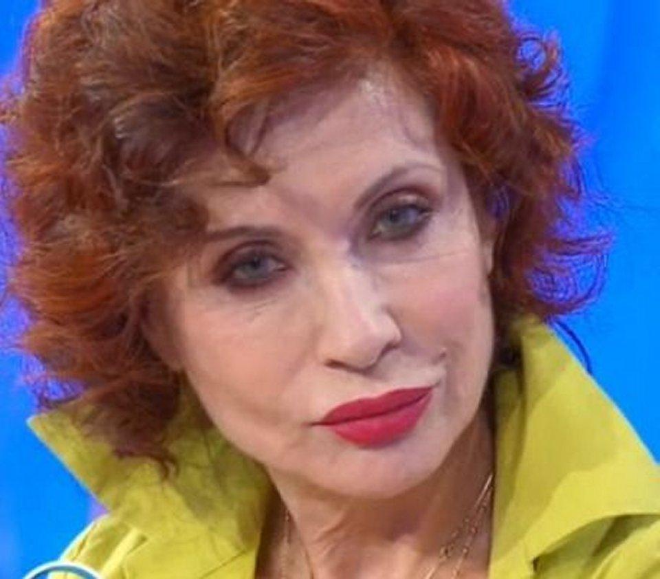 Vieni da me Alda D'Esusanio mette in difficoltà Caterina Balivo