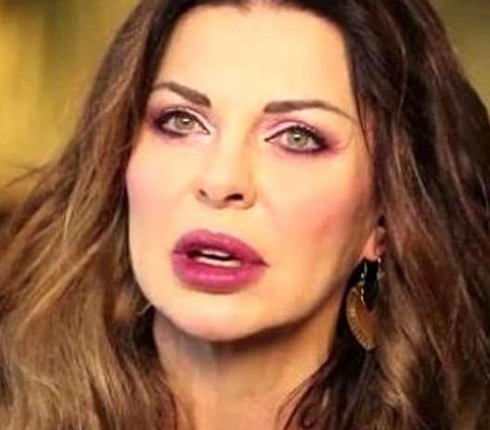 Giampiero Mughini lite in diretta tv con Alba Parietti