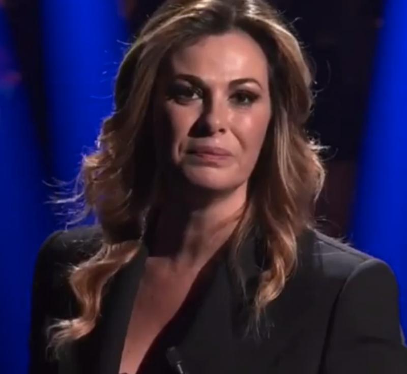 Vanessa Incontrada in tv in lacrime dopo le critiche sulle sue forme