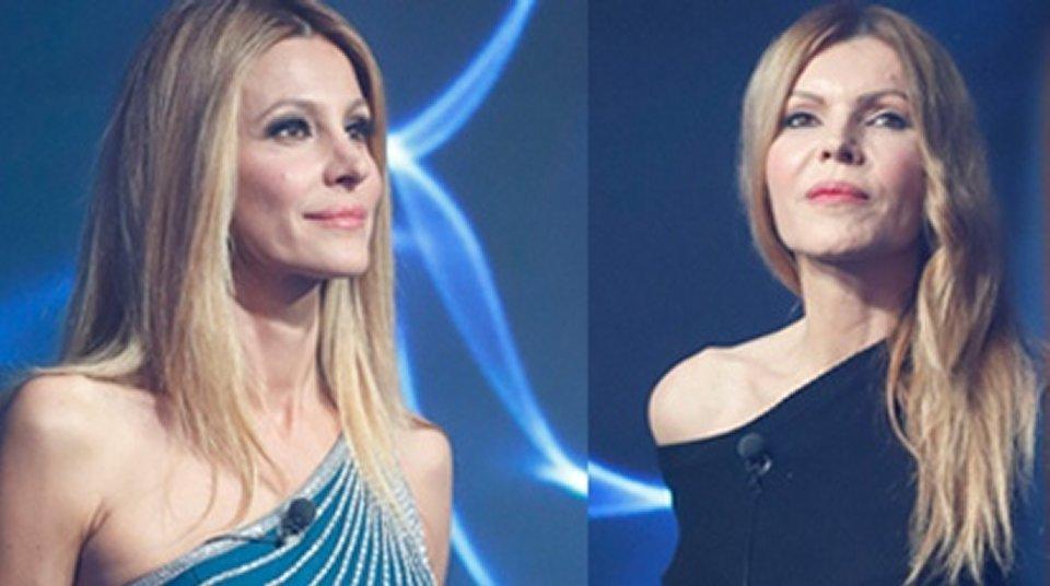Rita Rusic contro Adriana Volpe al Grande Fratello Vip
