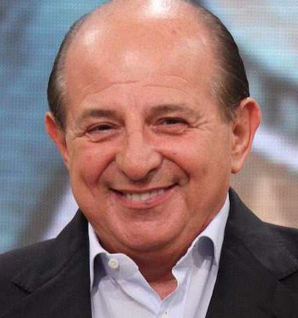 Giancarlo Magalli sono pronto a fare pace con Adriana Volpe
