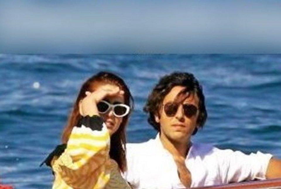 Miriam Leone le prime foto in vacanza con il fidanzato Paolo Carullo