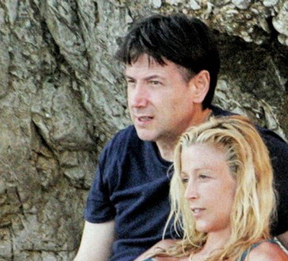 Giuseppe Conte relax al mare con Olivia Paladino