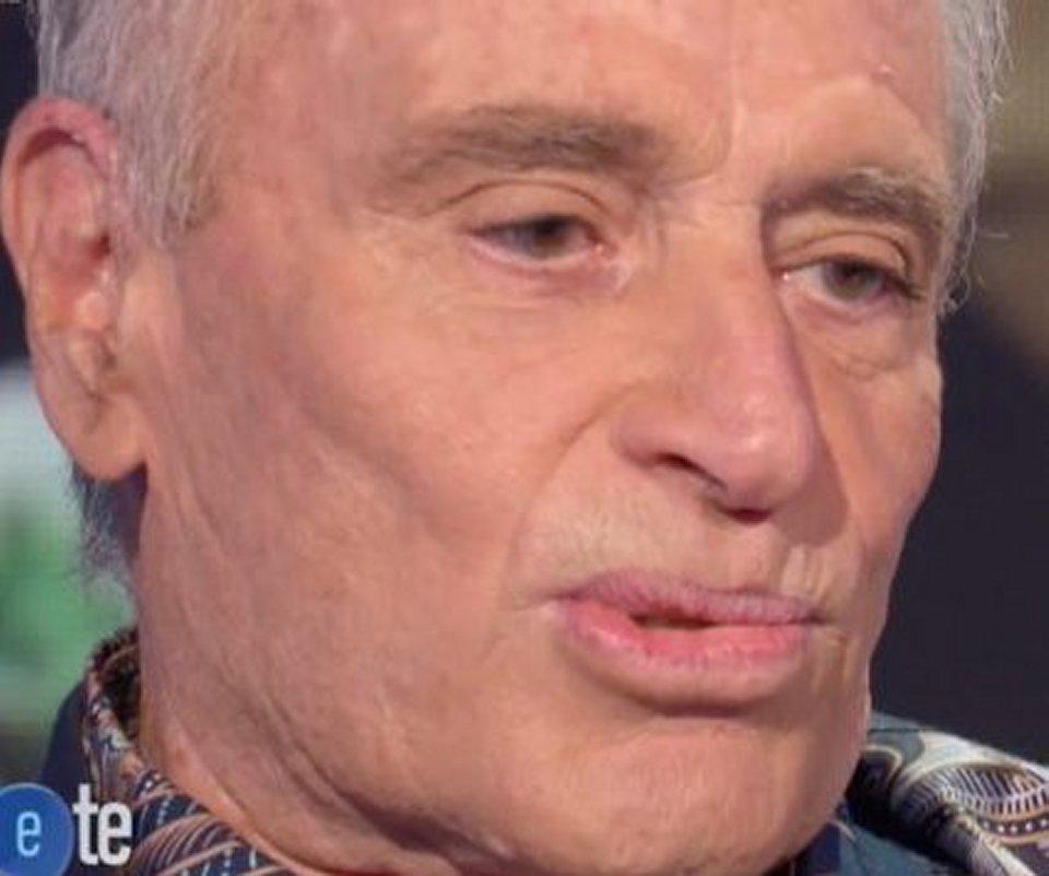 Pierluigi Diaco in tv non parla della morte della figlia di Edoardo Vianello