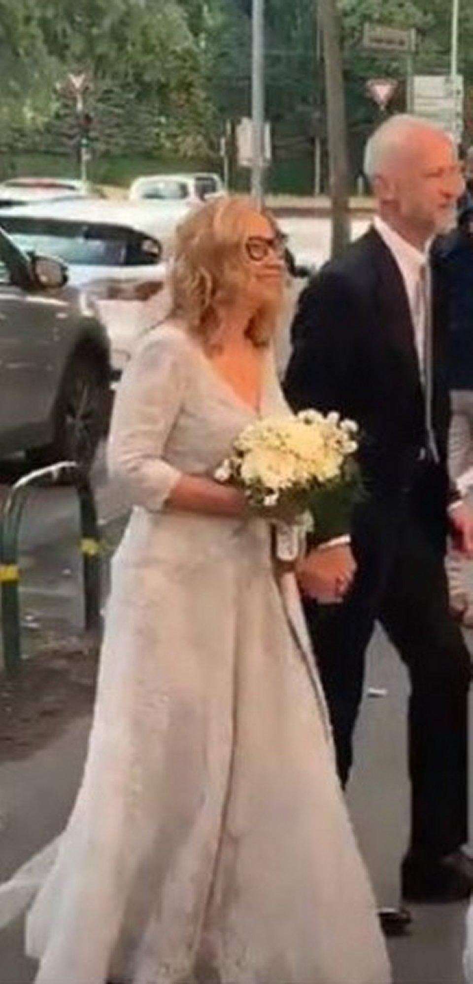 Nicoletta Mantovani e Alberto Tinarelli si sono sposati