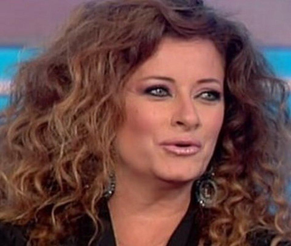 Valentina Persia in tv racconta la depressione post partum