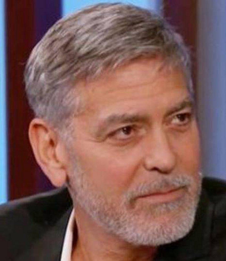 George Clooney i nostri figli usano parlare italiano contro me e mia moglie