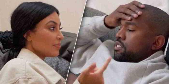 Kanye West, pronto a frequentare un'altra dopo il divorzio da Kim Kardashian