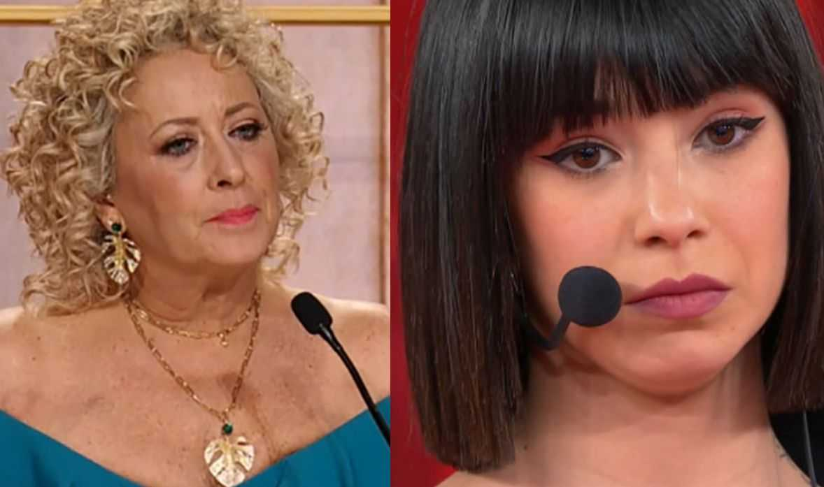 Carolyn Smith difende Alessandra Celentano e attacca Martina