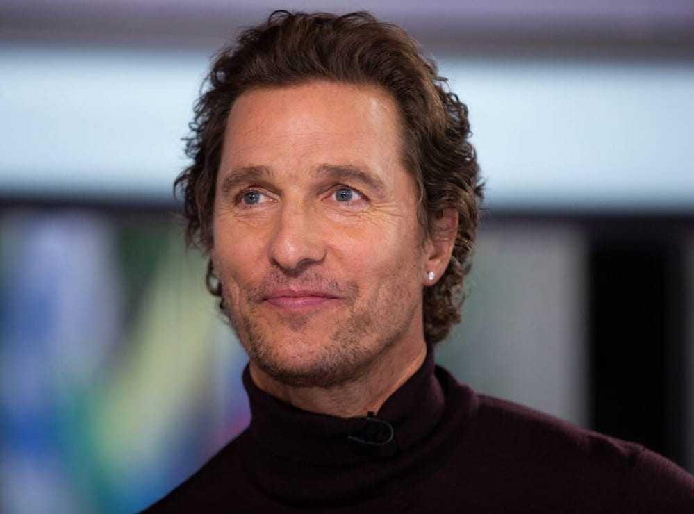 Matthew McConaughey scende in politica e vola nei sondaggi