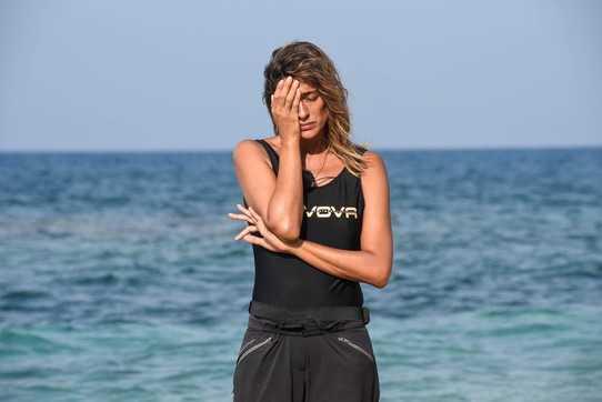 Elisa Isoardi torna sui social e racconta il suo percorso all'Isola dei famosi