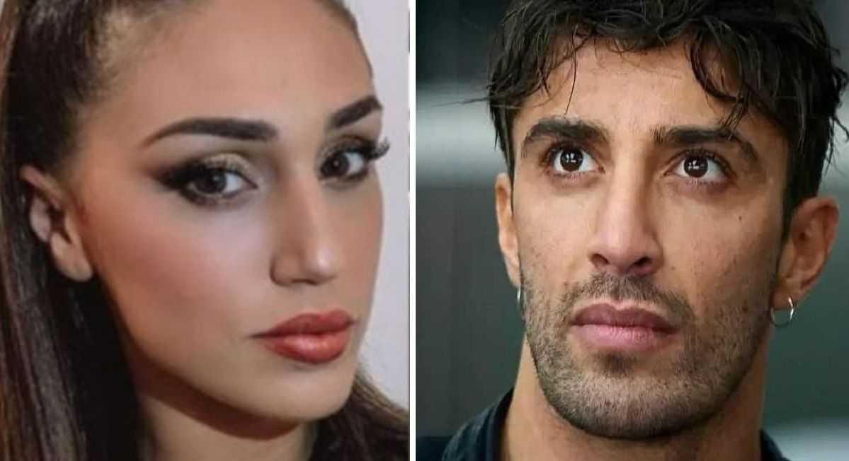 Andrea Iannone infuriato contro Cecilia Rodriguez