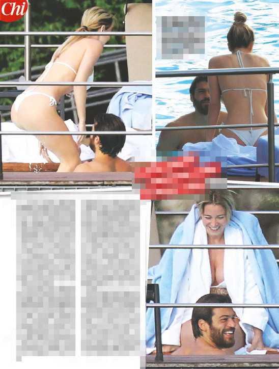 Diletta Leotta e Can Yaman torna il sereno vacanza nel resort sul lago di Como