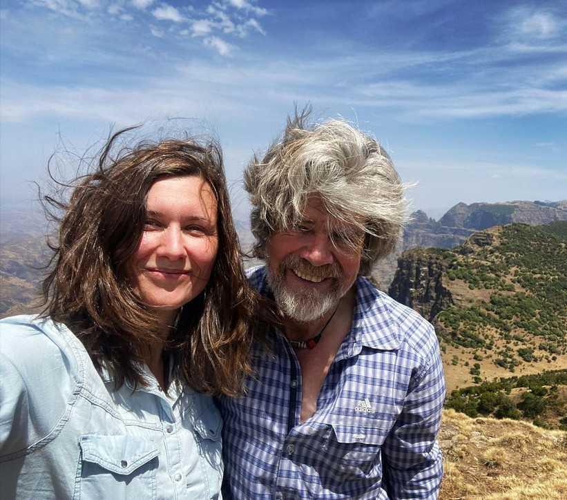 Reinhold Messner convolerà a nozze con Diane Schumacher