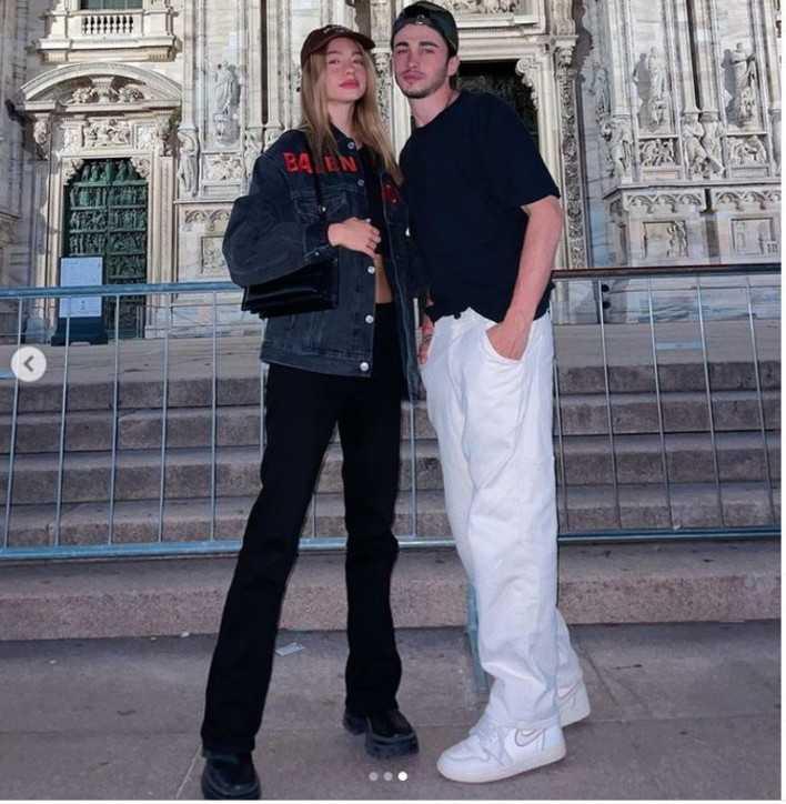 Riki Marcuzzo le prime foto social con la fidanzata Ella Ayalon