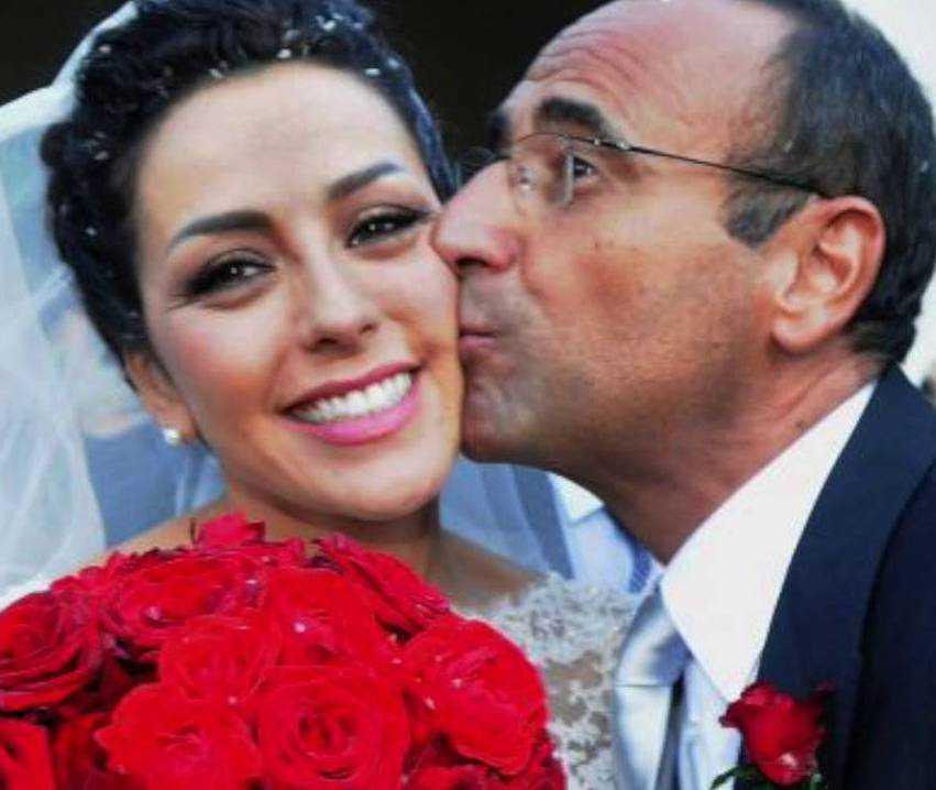 Carlo Conti la moglie Francesca Vaccaro commovente dedica social per l'anniversario