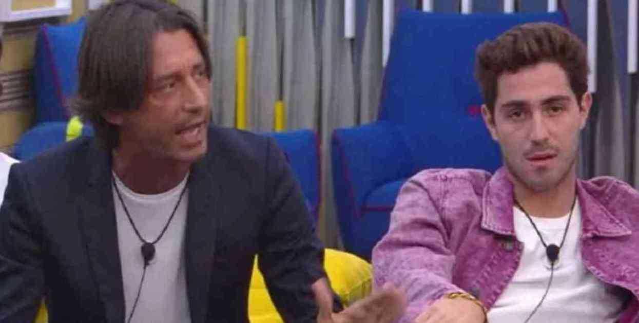 Amicizia al capolinea tra Tommaso Zorzi e Francesco Oppini