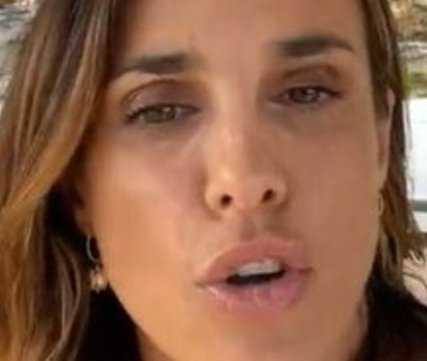 Elisabetta Canalis sui social organizza una racconta fondi per l'emergenza incendi in Sardegna