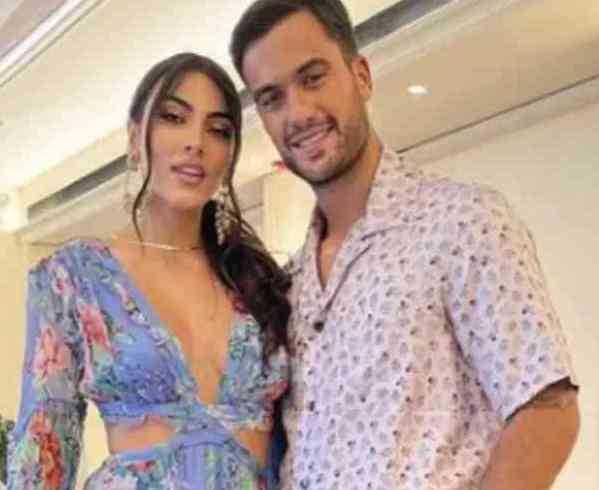 Giulia Salemi e Pierpaolo Pretelli brutta sorpresa in aeroporto dopo la vacanza a Ibiza