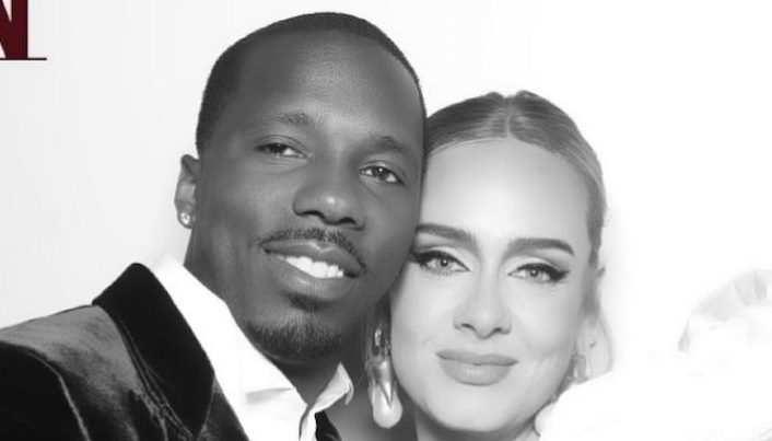 Adele, la storia d'amore con Rich Paul è ufficiale: ecco la prova