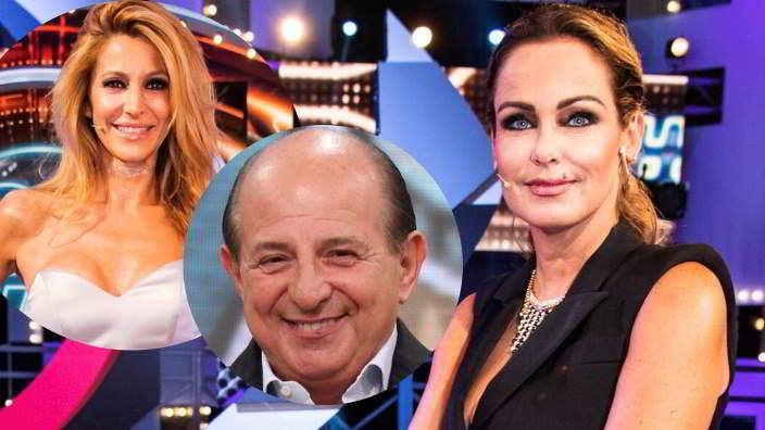 Adriana Volpe sbotta ancora e Sonia Bruganelli spiega la cena con Magalli