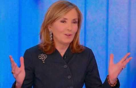 Barbara Palombelli si scusa non mi sono spiegata bene mi assumo tutta la responsabilità