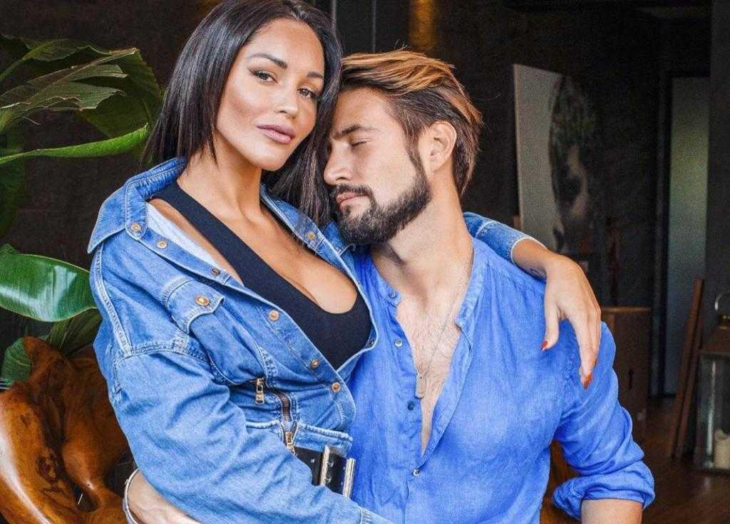 Delia Duran non va giù la vicinanza tra Alex Belli e Soleil al GF Vip