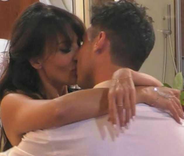 GF Vip tra Miriana Trevisan e Nicola Pisu arriva il primo bacio