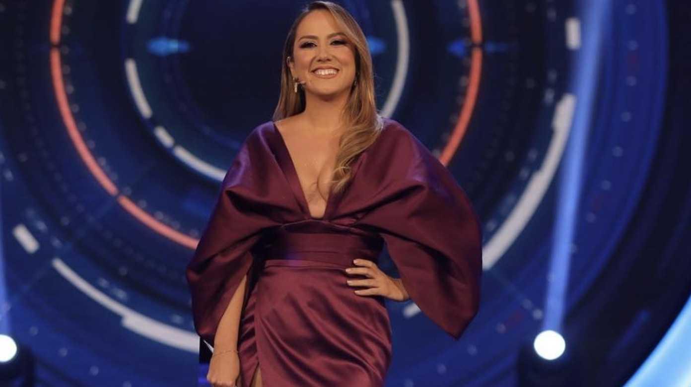 GF Vip debutta in Albania la conduttrice Arbana Osmani parla di Alfonso Signorini