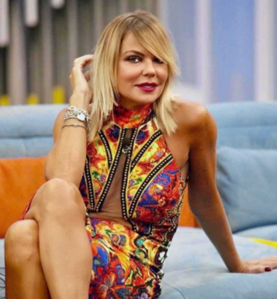 Matilde Brandi brutta frecciatina a Lorella Cuccarini preferisco Heather Parisi