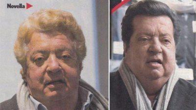 Vittorio Cecchi Gori cambio look dal parrucchiere