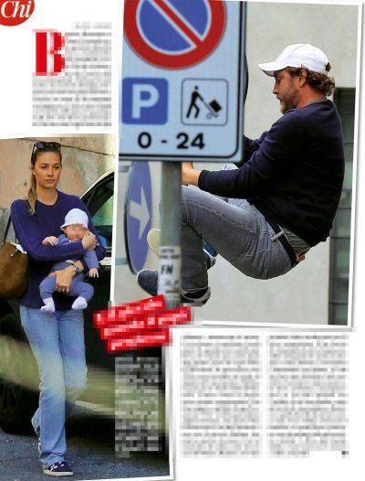 Pierre Casiraghi show acrobatico per Beatrice Borromeo