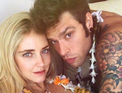 Chiara Ferragni in vacanza alle Hawaii con Fedez