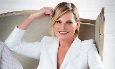 Simona Ventura dopo Selfie basta con la chirurgia estetica