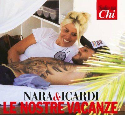 Wanda Nara e Mauro Icardi le nostre vacanze lussuose
