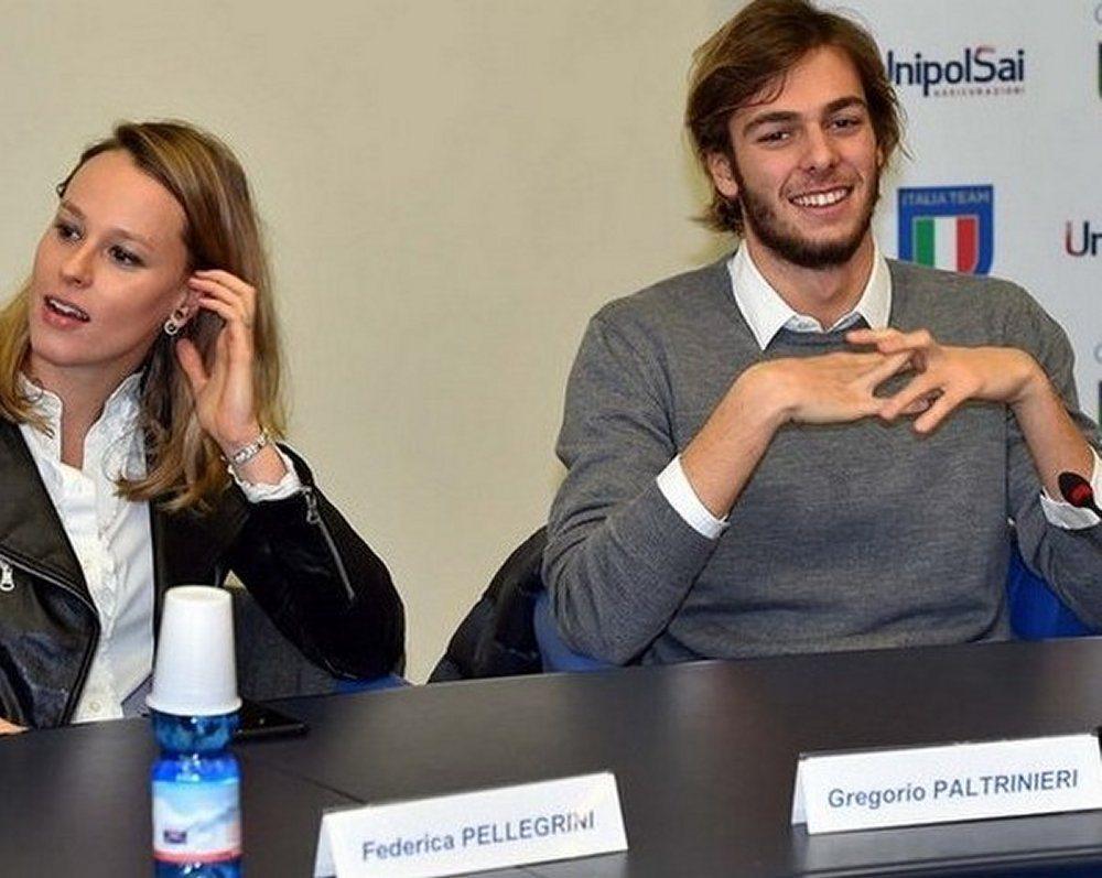 Federica Pellegrini contro Gregorio Paltrinieri