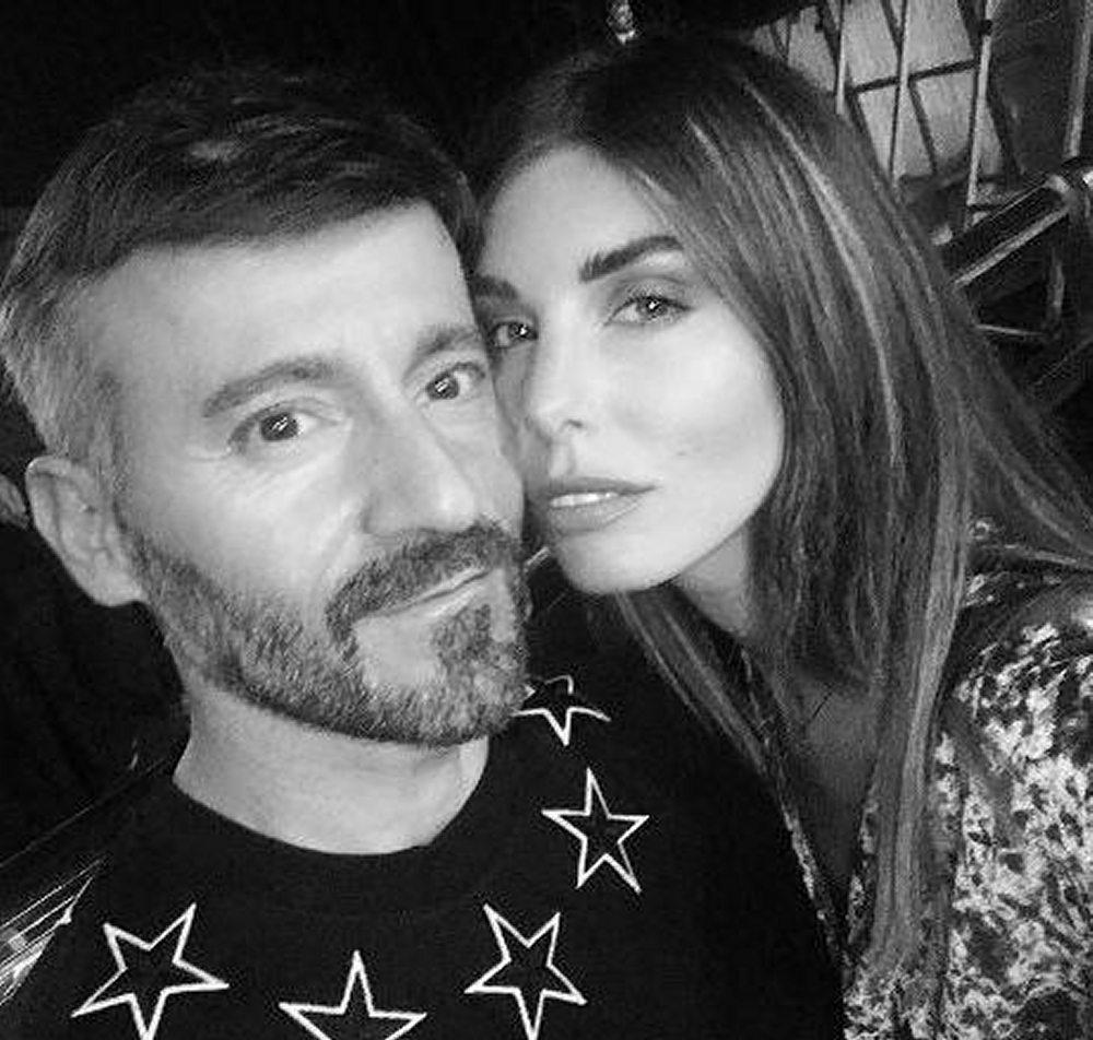 Max Biaggi dice addio a Bianca Atzei